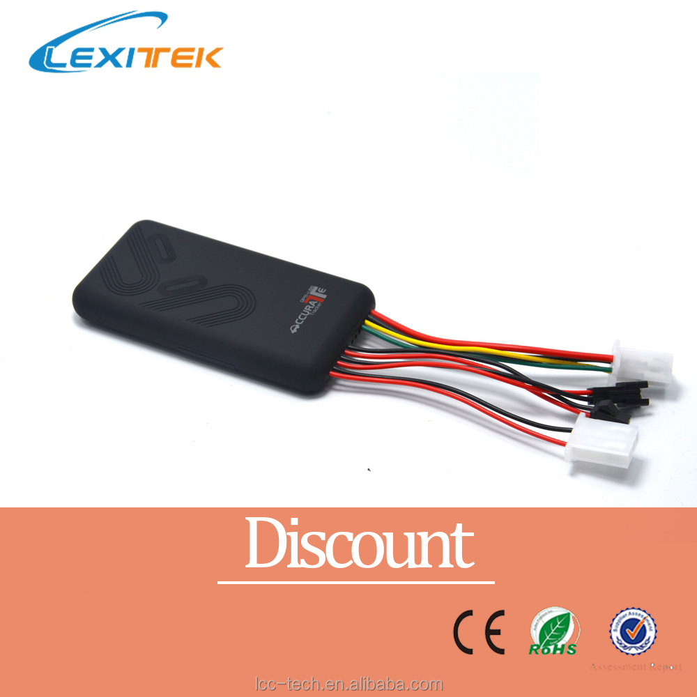 Lexitek car gps tracker gt06