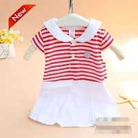 C11361C wholesale summer styles hot sale sleeveless baby girl's dress