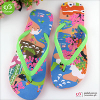2016 Wholesale Cheap Materials Pvc Strap Slippers Sexy Women Slippers