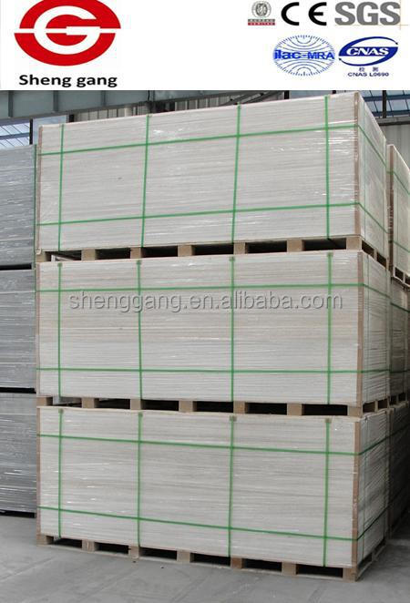 High Quality Hot Sale Fireproof Material ( magnesium oxide board, fireproof board, mgo board Wall Panel )