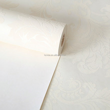 Manufacture Non-woven wall paper interior home decoration eco friendly 3D wall panel wall paper