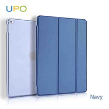 [UPO] New Luxury Flip Stand Leather Shockproof waterproof Rotatable Case For apple Ipad mini 2/3/4