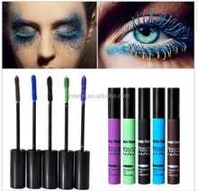 Music Flower M1089 Multi-colored 3D Mascara Makeup Cosplay Waterproof Fiber Lash Mascara For Eyes Beauty