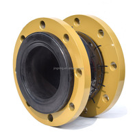 ANSI standard neoprene flexible expansion flanged rubber joints