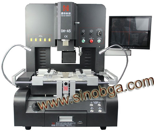 Dinghua high frequency automatic welding for mobile pcb repair DH-A5