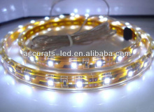 Waterproof SMD LED Strip HIGH LUMEN silica gel will not turn yellow