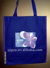 Hot! new design promotional elegant 80gsm non woven tissue carry bag