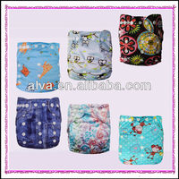 Super Soft Baby Diapers Cloth Healthy than Disposable Nappies
