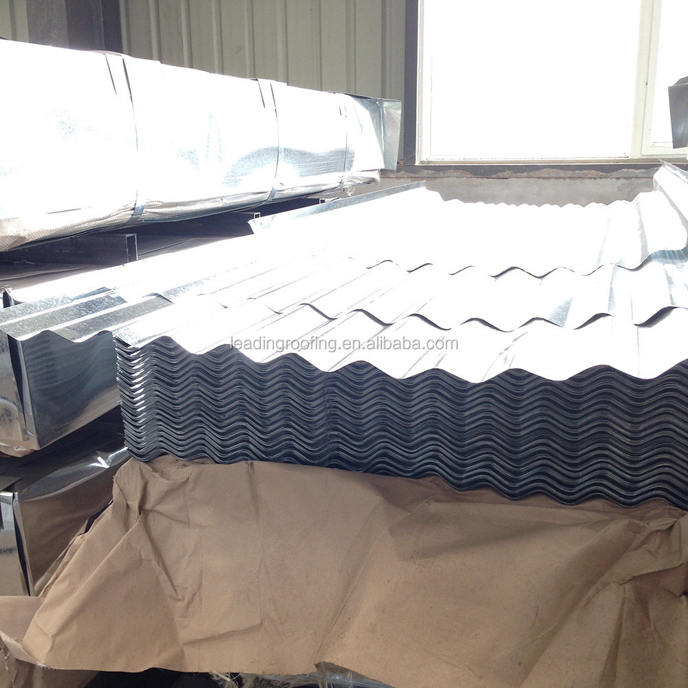 China Raw Material for Corrugated Metal Roofing Sheet