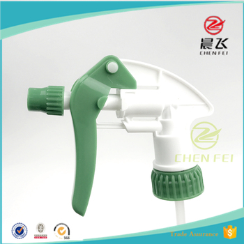 Big Discharge Rate 1.6ml/T With Ribbed Closure Use in Bottle Trigger Sprayer