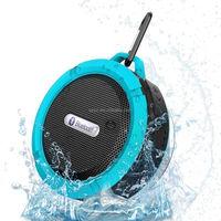 5W Wireless Mini Portable Mushroom Waterproof Car Bluetooth Speaker Boombox Receiver Audio For Phone Computer Portatil Hoparlor
