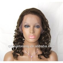 Fashion Style Premium quality lace front wigs remy hair wigs