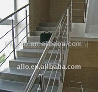stainless steel stair decorative hand railings glass galvanized railing fittings balcony