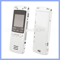 8GB USB 2.0 LCD Digital Voice Recorder With File Manager Function MP3 USB Voice Recorder