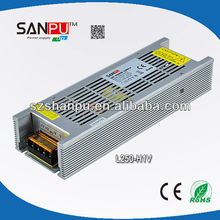 Shenzhen SANPU CE ROHS approved 250W 24v led transformer driver for led bulb power supply for bmw