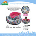 Wholesale Cheap Cute Waterproof Oxford Fabric Custom Luxury Dog Beds