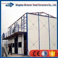 Cheap Prefab Houses Design With Sandwich Panels