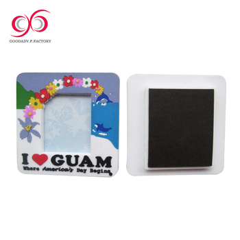 OEM manufacturer wholesale mini magnetic photo frame magnet