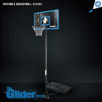 Portable Residential Basketball Stand