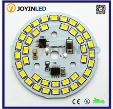 Driver on boards 9W Driverless 220v AC LED Module