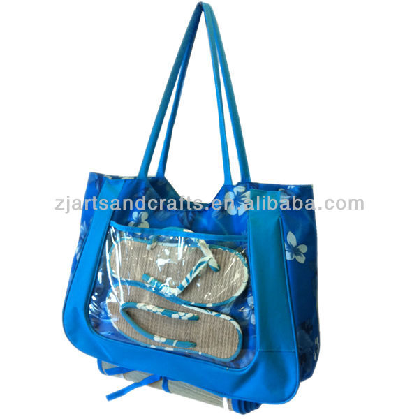 YH171533 waterproof 210D polyester foldable bag