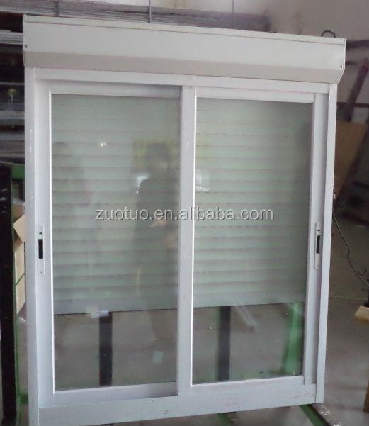 moderne aluminium wohn rollladen mit schiebefenster fenster produkt id 60042951484 german. Black Bedroom Furniture Sets. Home Design Ideas