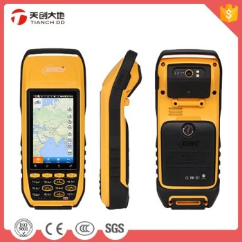 Dual Satellites Dual Frequency L1 L2 Handheld High Accuracy GPS Receiver