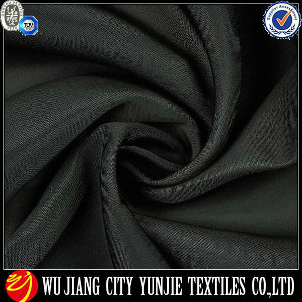 100% polyester fashional memory fabric for garments