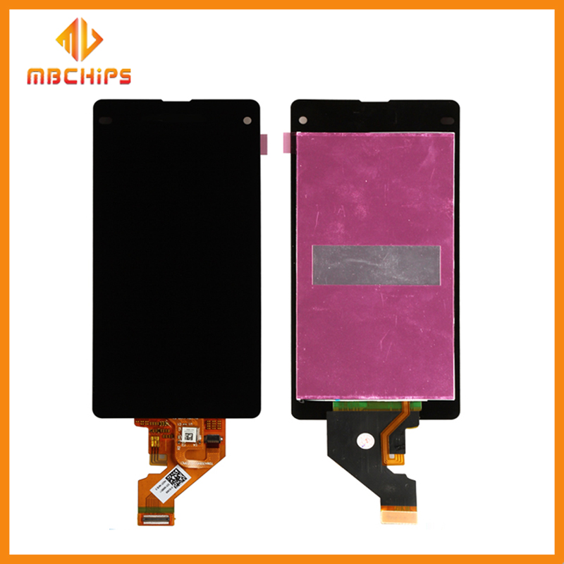 LCD For Sony Xperia Z1 Compact Mini M51w D5503 LCD Screen Display Touch Screen Digitizer Assembly With Frame
