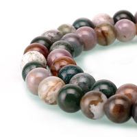 Nice Smooth Round Indian Agate Canelian Gemstone Loose Beads natural stone jewelry india
