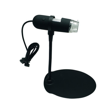With LED lights USB digital microscope 3mp for pcb detection
