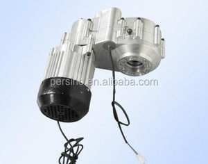 differential motor qithout rear axle 60v 1500w rickshaw electric tricycle brushless dc motor