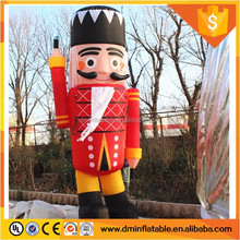 customized new style giant inflatable soldier/figure for advertising /inflatable mascot