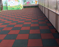 Playground Gym Outdoor Rubber Flooring Tiles