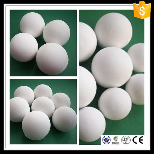 92%,95% Alumina Micro Grinding Beads For wet Grinding used in ceramics,cement,paint,refractory,inorganic mineral powder