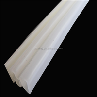 Rubber Seal Strip for shower glass door seals:Enviromennt protection, food grade (with customize)