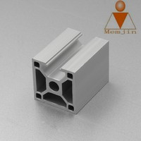 aluminum industrial extrusion manufacturer mill finish aluminium profile for kitchen cabinet