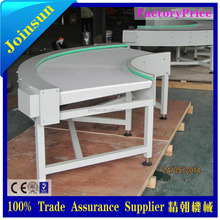 90 degree turning conveyor belt for biscuit CE