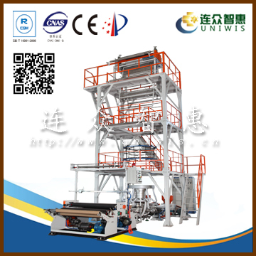 SJM multi-layer rotatable module film extrusion line