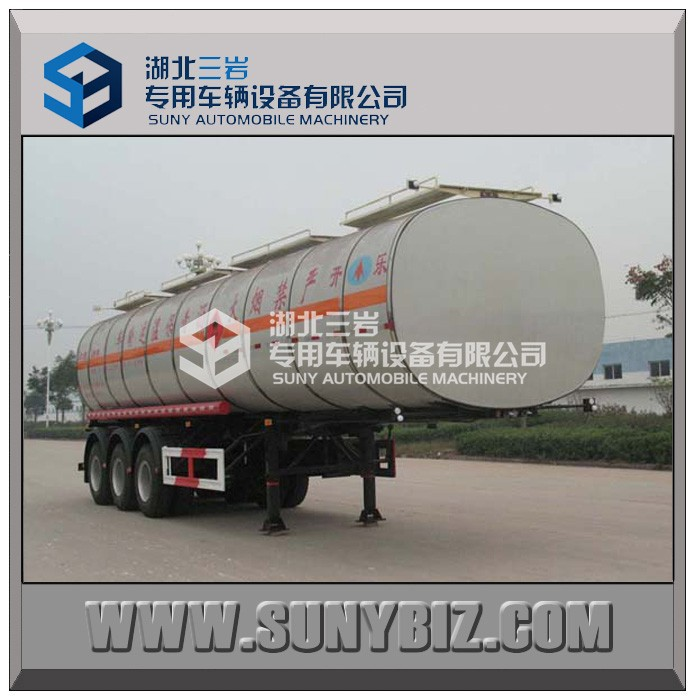 Asphalt tank semi-trailer,asphalt insulation transport semi-trailer