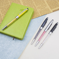 stationery items personlized pens crystal