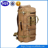 Fashion Nylon 1000D high strength Waterproof Tactical Cordura Military Backpack