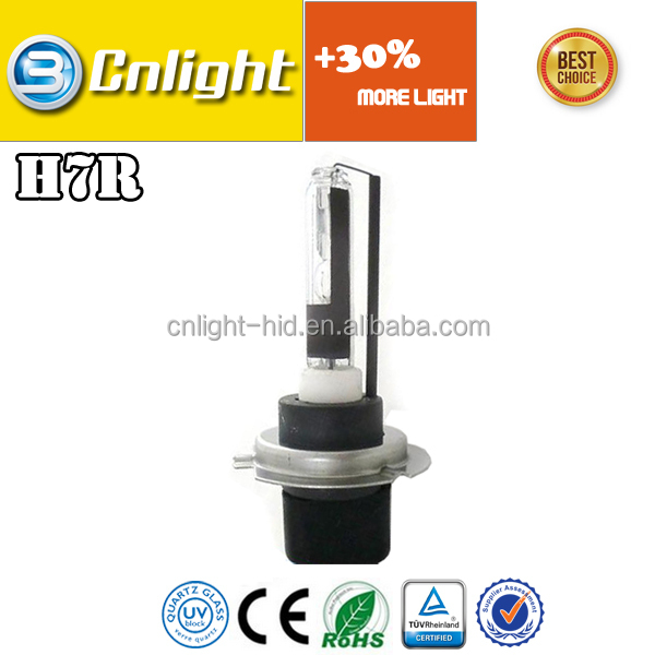 H7R super hot waterproof 35w 12v 24v h7r hid bulb 6 k hid bulb 12 24v 35w slim can bus xenon bulb headlight for car