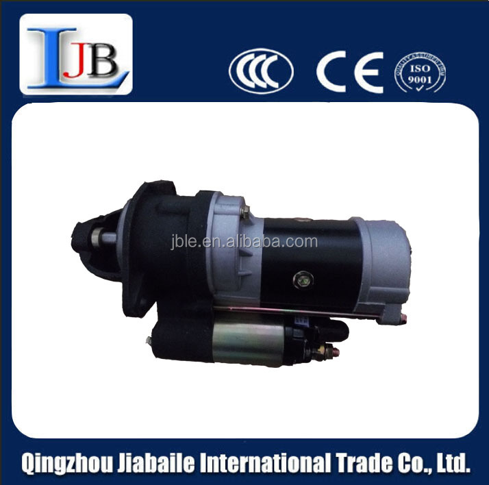 The QDJ1518 starter used for Diesel Engine and generator ,Auto spare parts