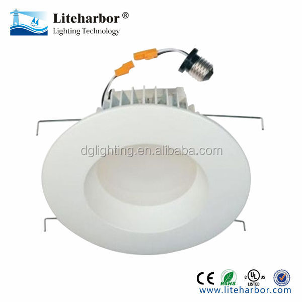 4 inch Commerical Electric Downlight LED DIMMABLE led retrofit downlight conversion kits