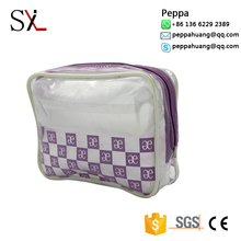 High Quality PVC Plastic Quilt Packaging Ziplock Bags Waterproof