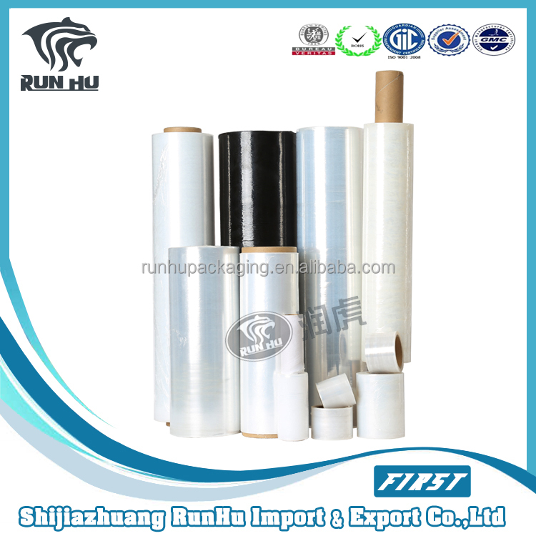 LLDPE stretch film/ price of plastic film
