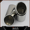 stainless steel car exhaust muffler for audi q7