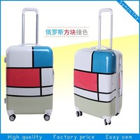 stocklot 3pcs trolley luggage stock 20&#24&28&amp trolley luggage set