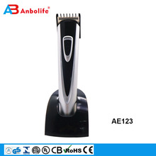 CB CE ROHS GS ETL UL Electric slim charging base cord charging or adapter charging optional hair trimmer Hair Clipper
